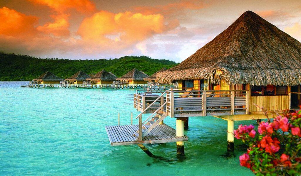 Bora Bora, French Polynesia -