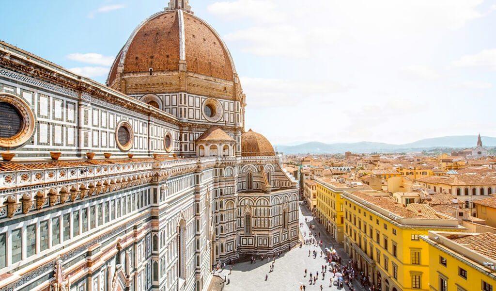 Florence/Pisa, Italia -