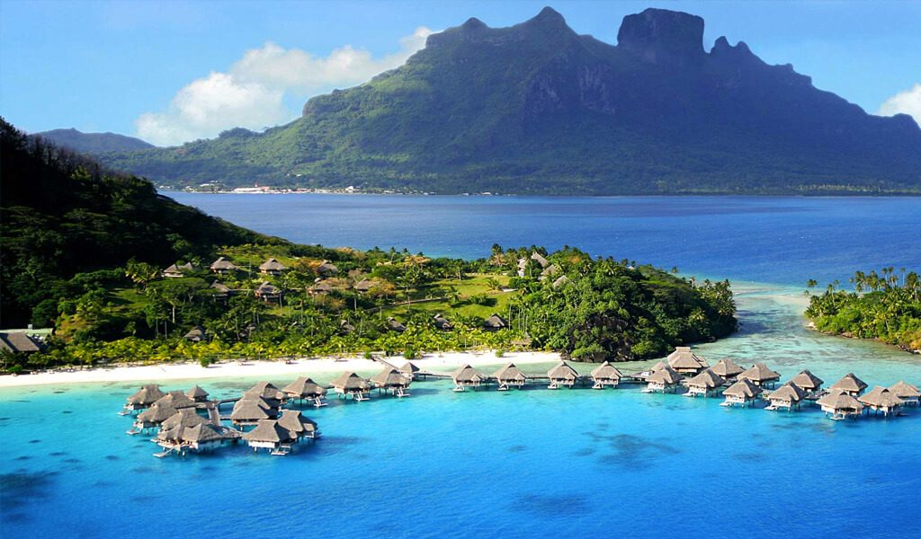 Moorea, French Polynesia -