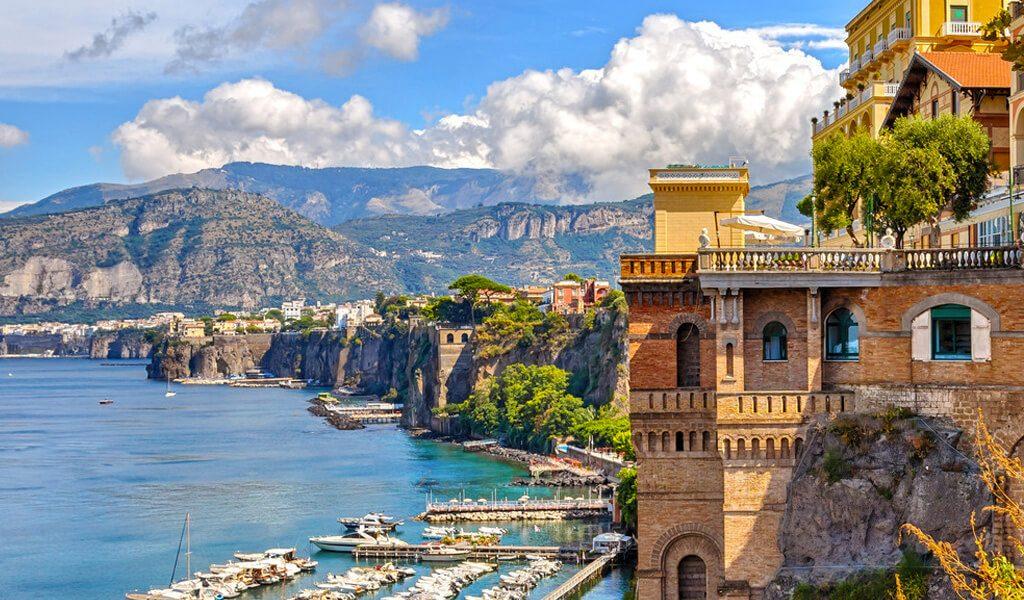 Naples, Italia -