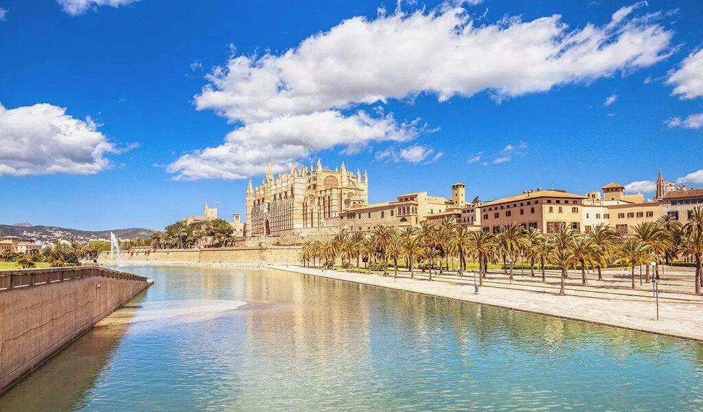 Palma de Mallorca, España -