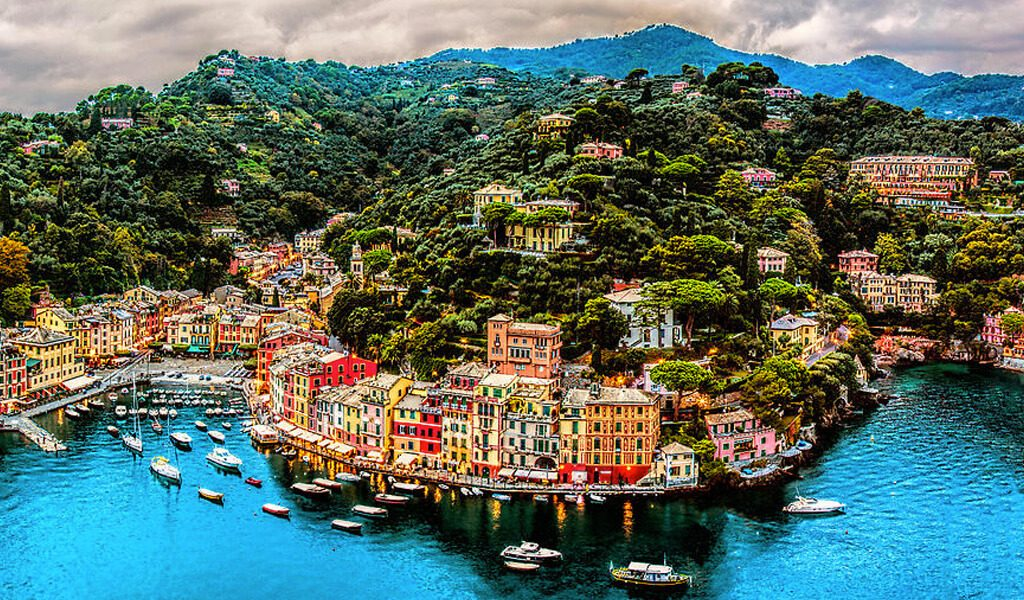 Portofino, Italia -