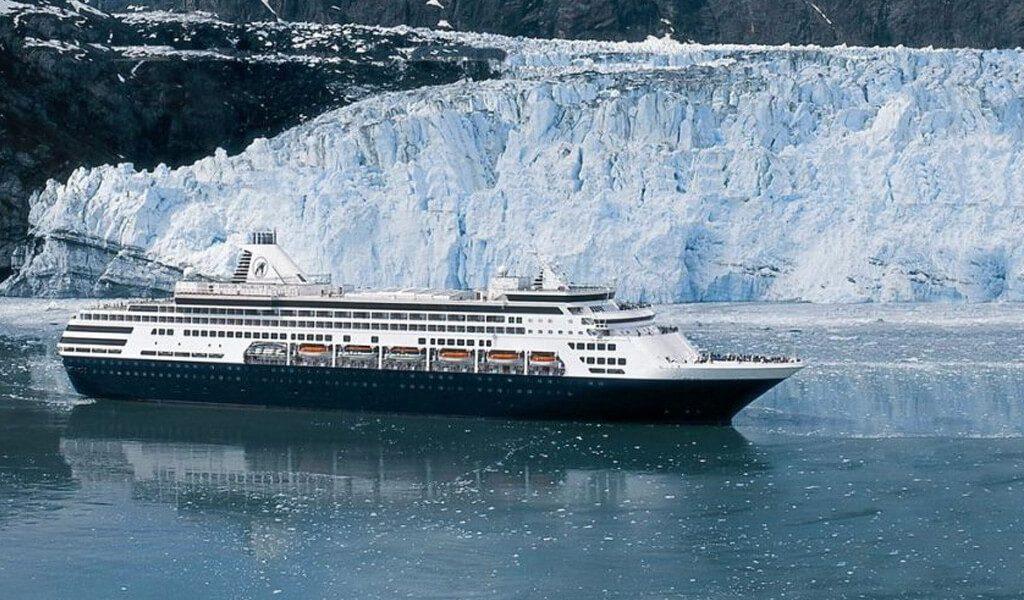 Scenic Cruising Hubbard Glacier -