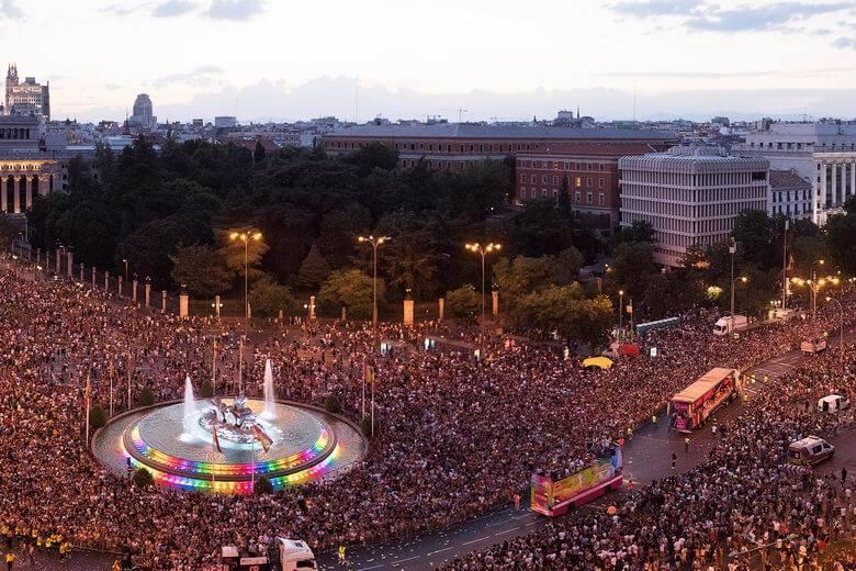 Pride Madrid